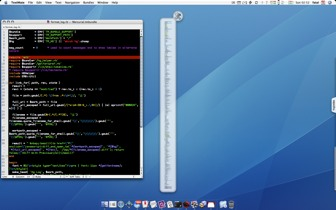 TextMate-KeyCue screenshot